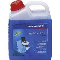Instablue biológiailag lebomló, hatékony lebontószer hordozható szobai és beépített bio WC-hez.