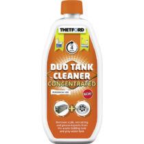 A hordozható és a beépített WC fekália-tartályának (kazettájának) tisztítására szolgáló tisztítószer. Évi 2-3-szori használata javasolt!