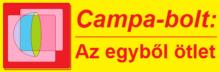 Campa bolt - Életed mozgató eleme