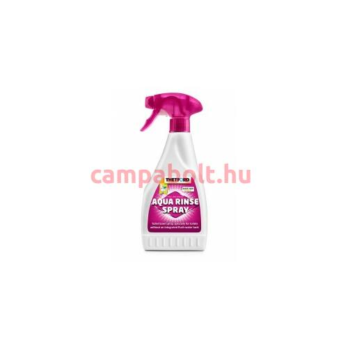 Szórófejes kiszerelésű Aqua Rinse illatosítószer