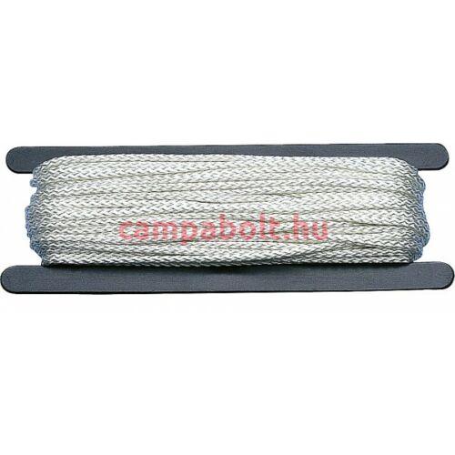Feszítőzsinór, 4 mm, 50 méter hosszú