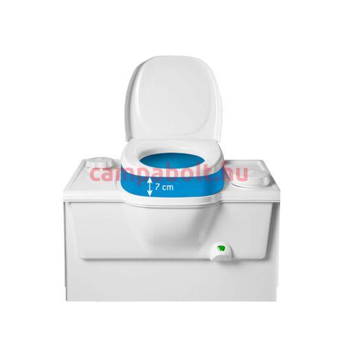 A C2-C3-C4 típusú kazettás toaletthez ülőke magasító