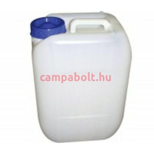 Vizeskanna fogantyúval, széles kiöntőnyílással, 10 liter
