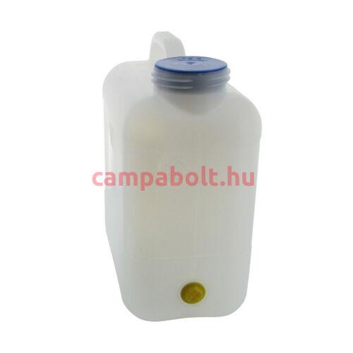 Víztartály 19 liter.