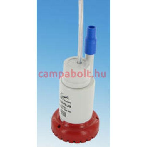 Vízpumpa 12 V, 19 liter/perc, 0,85 bar.