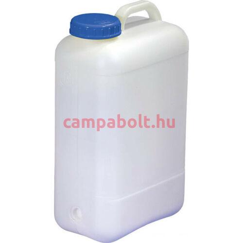 Vizeskanna fogantyúval, 16 liter.