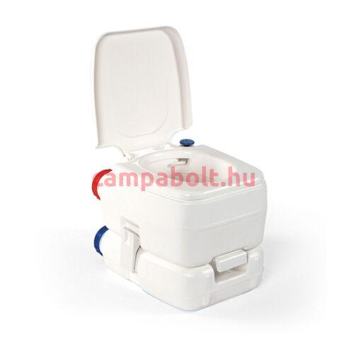 Dugattyúpumpás mobil WC